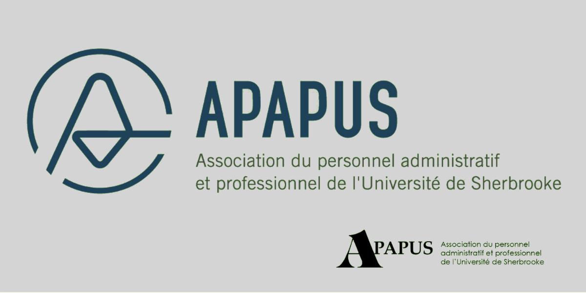 L'APAPUS renouvelle son logo