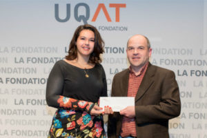 Nathalie Rey, prix FPPU/SPPUQAT 2018
