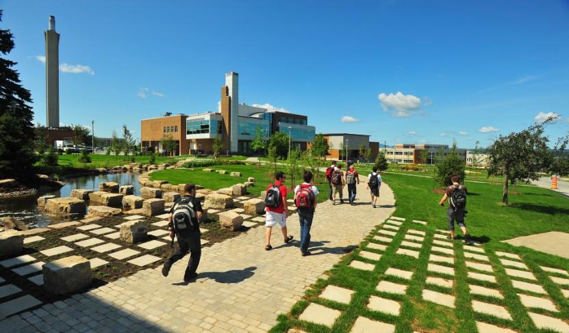 Campus de l'Université de Sherbrooke