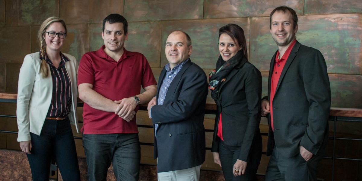 Nouveau comité exécutif au SPPUQAT