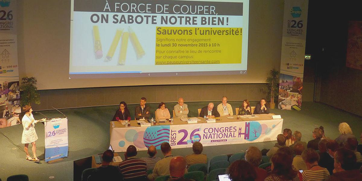 Deux congrès internationaux ce printemps