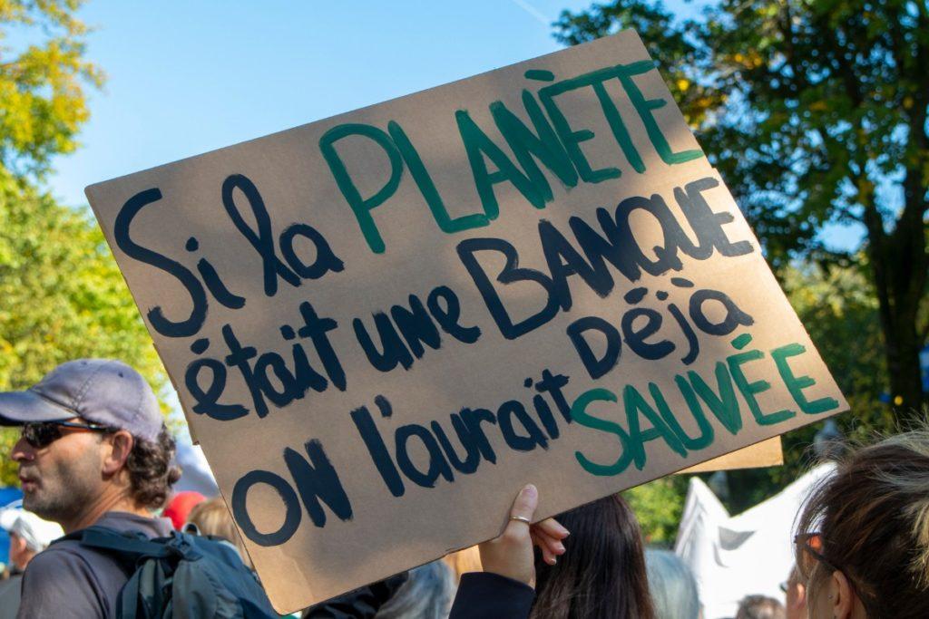 Manif climat Québec 2019