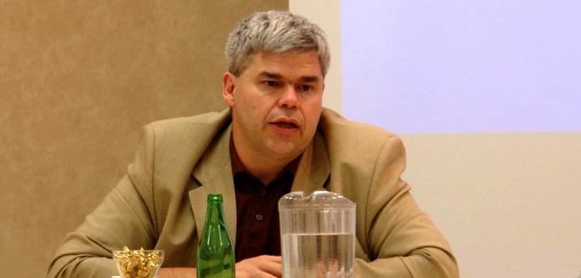 Bernard Gaucher en 2008